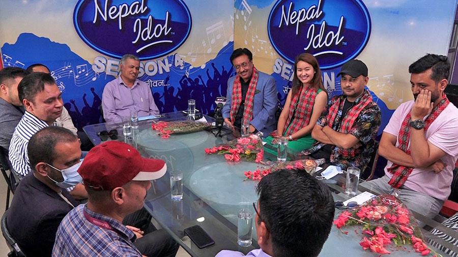 Nepal Idol Season 4 1