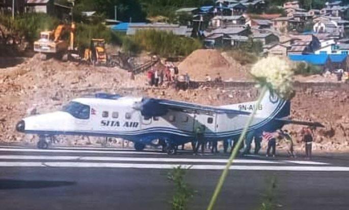 Sita air crashs
