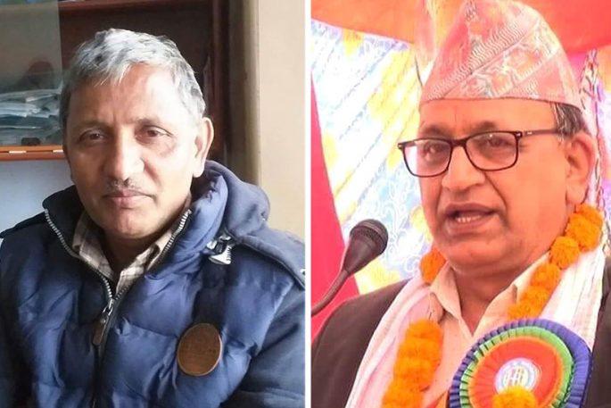 dinesh panthi and dadhiram neupane