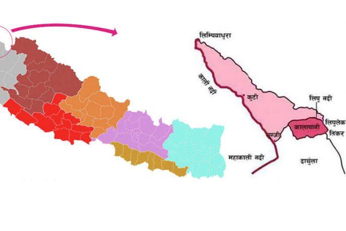new nepal kalapani 1