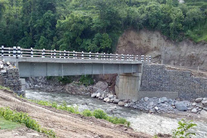 pakki pul bridge