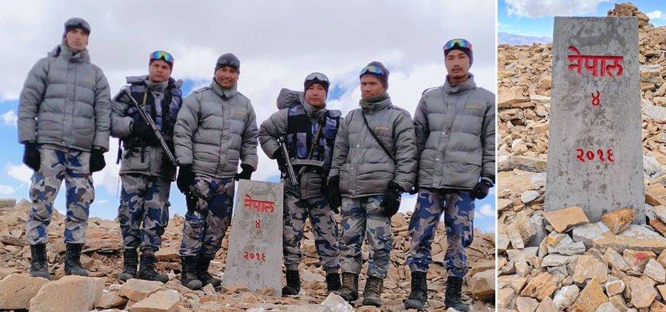 sima china nepal boder
