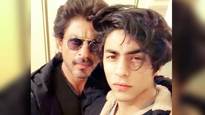 Aryan Khan was doing this work of Papa Shahrukh Khan