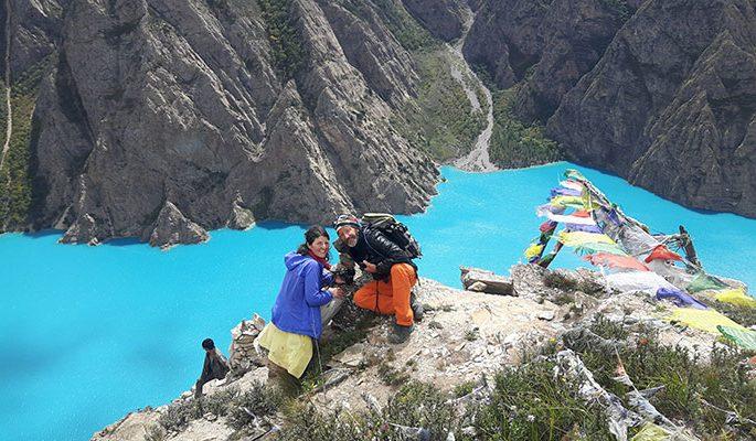 Phuksudo lake dolpa