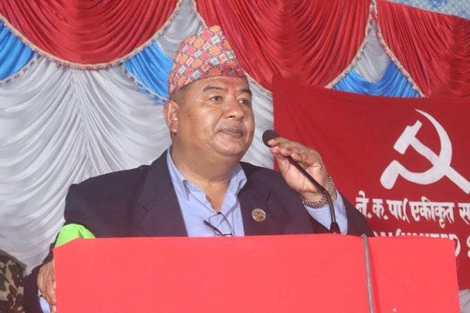 krishnakumar shrestha