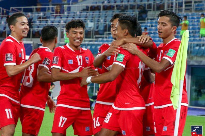 nepali football
